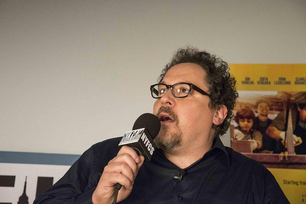 Regisseur Jon Favreau