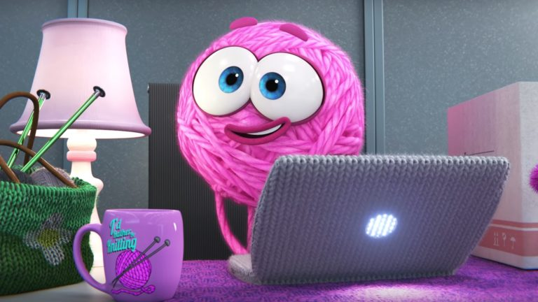 Purl Animationsfilm, Kurzfilm