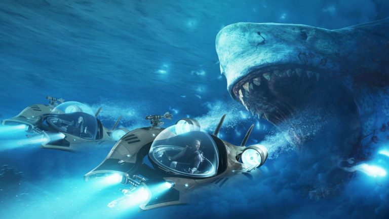 The Meg Film-Kritik/Review
