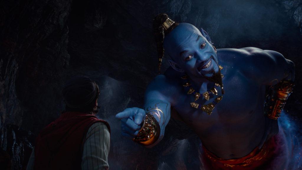Genie aus Aladdin 2019