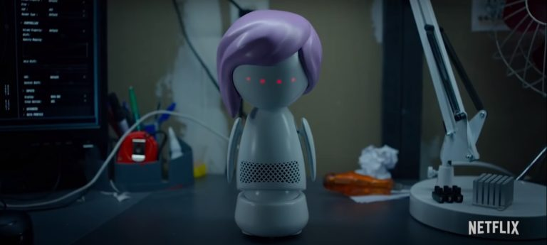 Roboter in Black Mirror Staffel 5