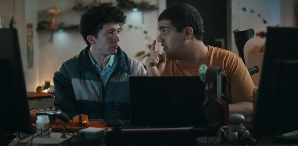 Moritz und Lenny aus How to Sell Drugs Online (Fast)