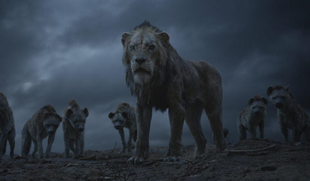 Scar aus König der Löwen