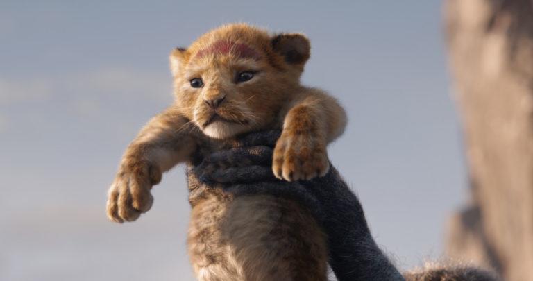 Simba aus König der Löwen