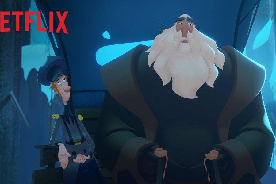 Netflix Klaus Kritik Animationsfilm