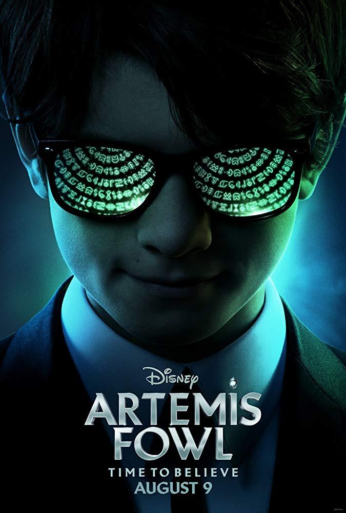Artemis Fowl Poster zur Verfilmung