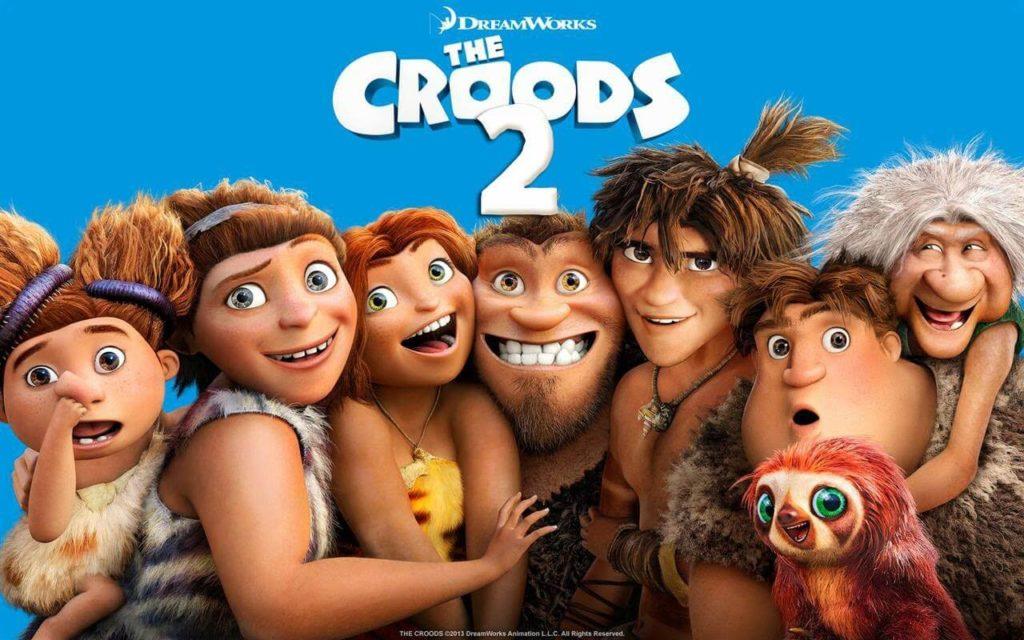 Die Croods 2