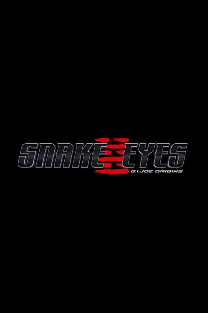 Snake Eyes G. I. Joe Origins Poster des Spin-Offs