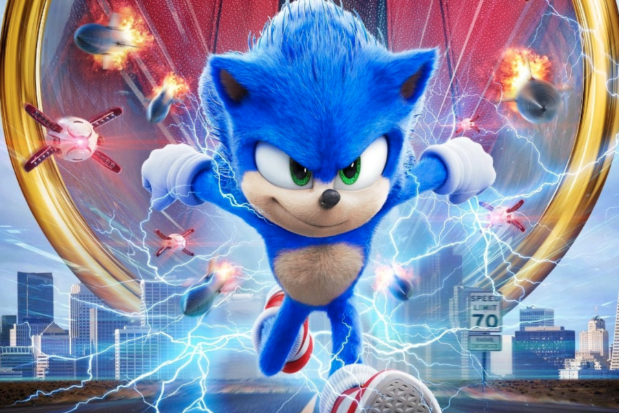Sonic the Hedgehog Filmausschnitt