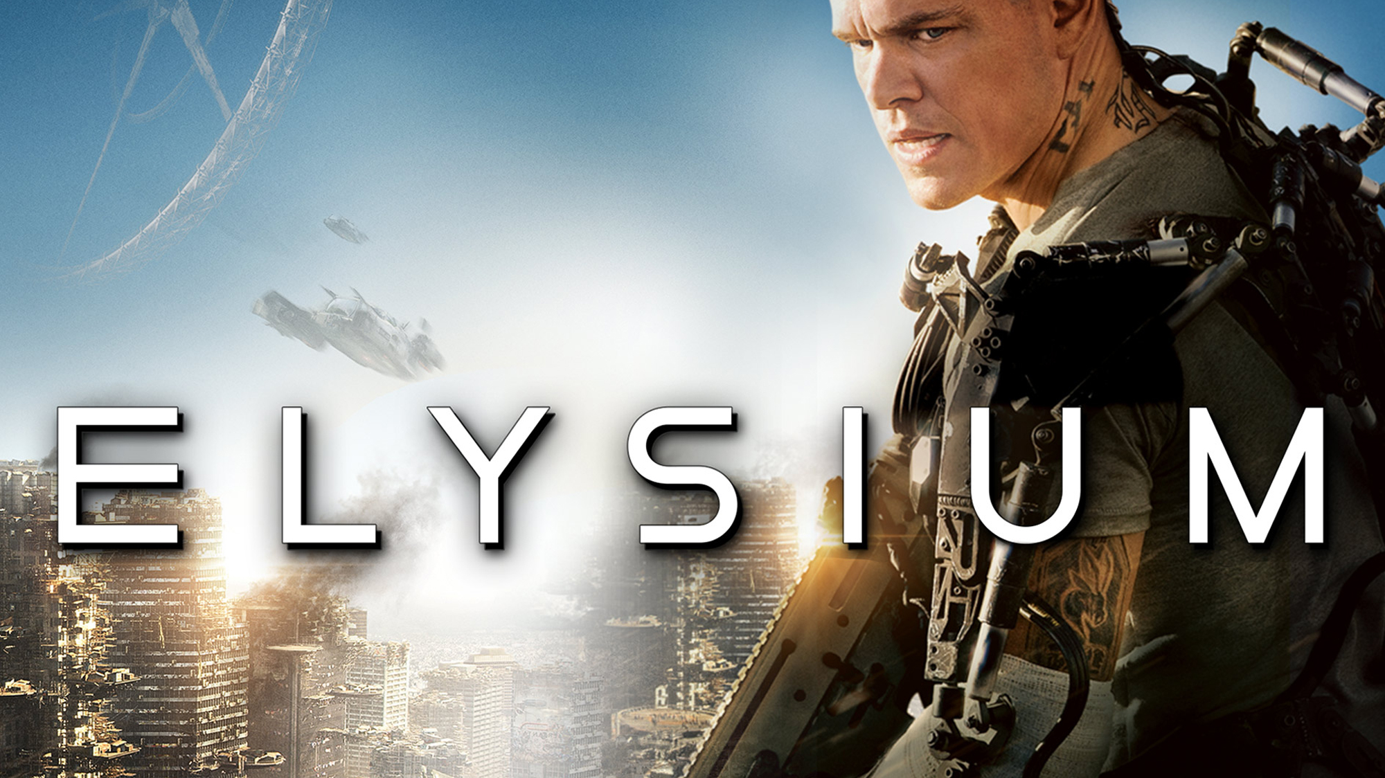 Elysium Film-Alternative zu Alita: Battle Angel