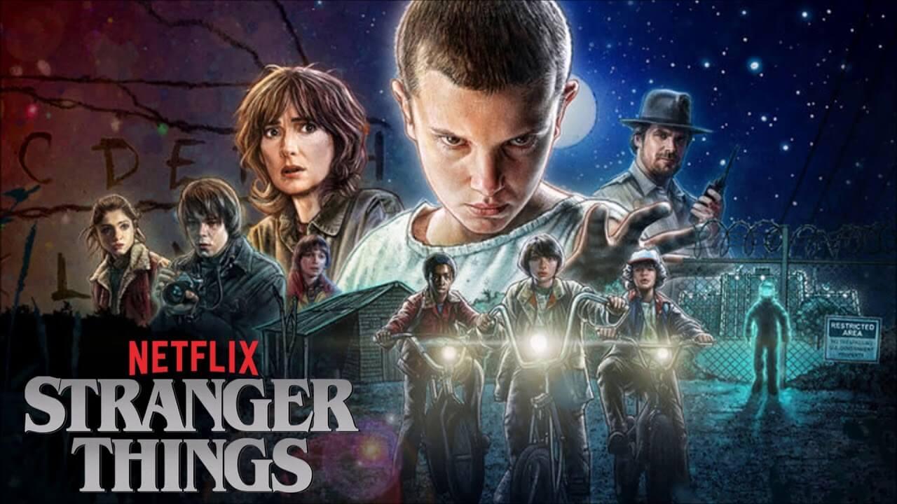 Trailer und Infos zur Netflix-Serie Stranger Things