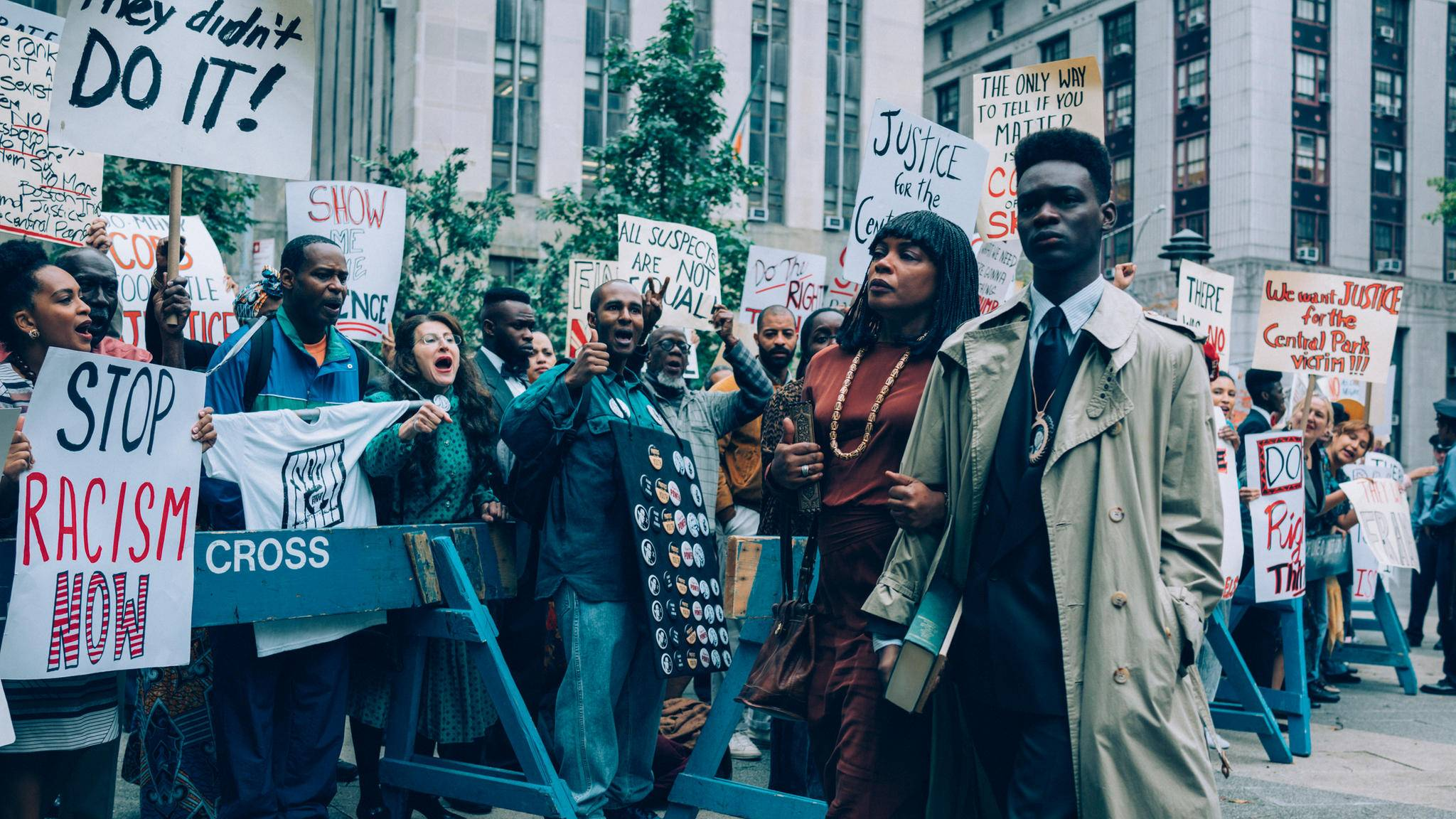 Trailer und Infos zur Netflix-Serie When They See Us