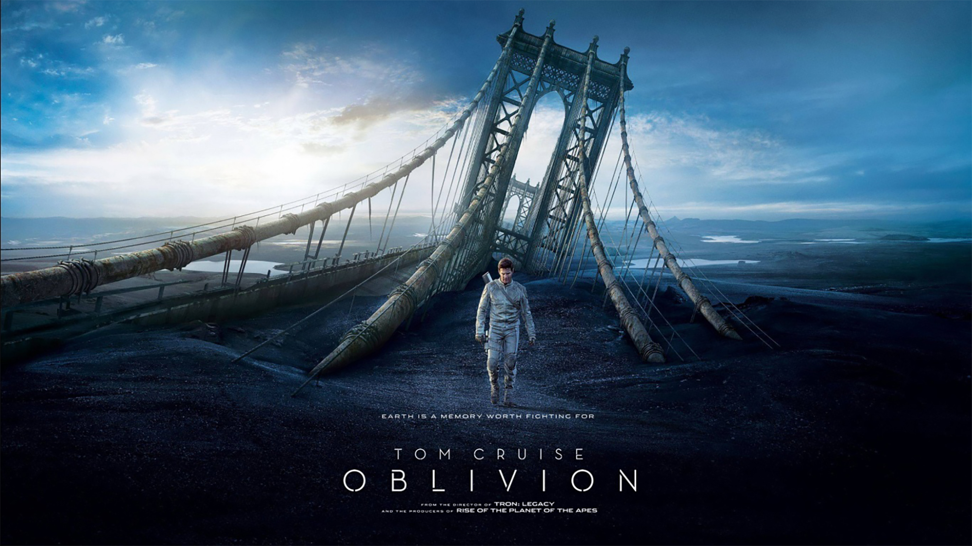 Science-Fiction-Film Oblivion