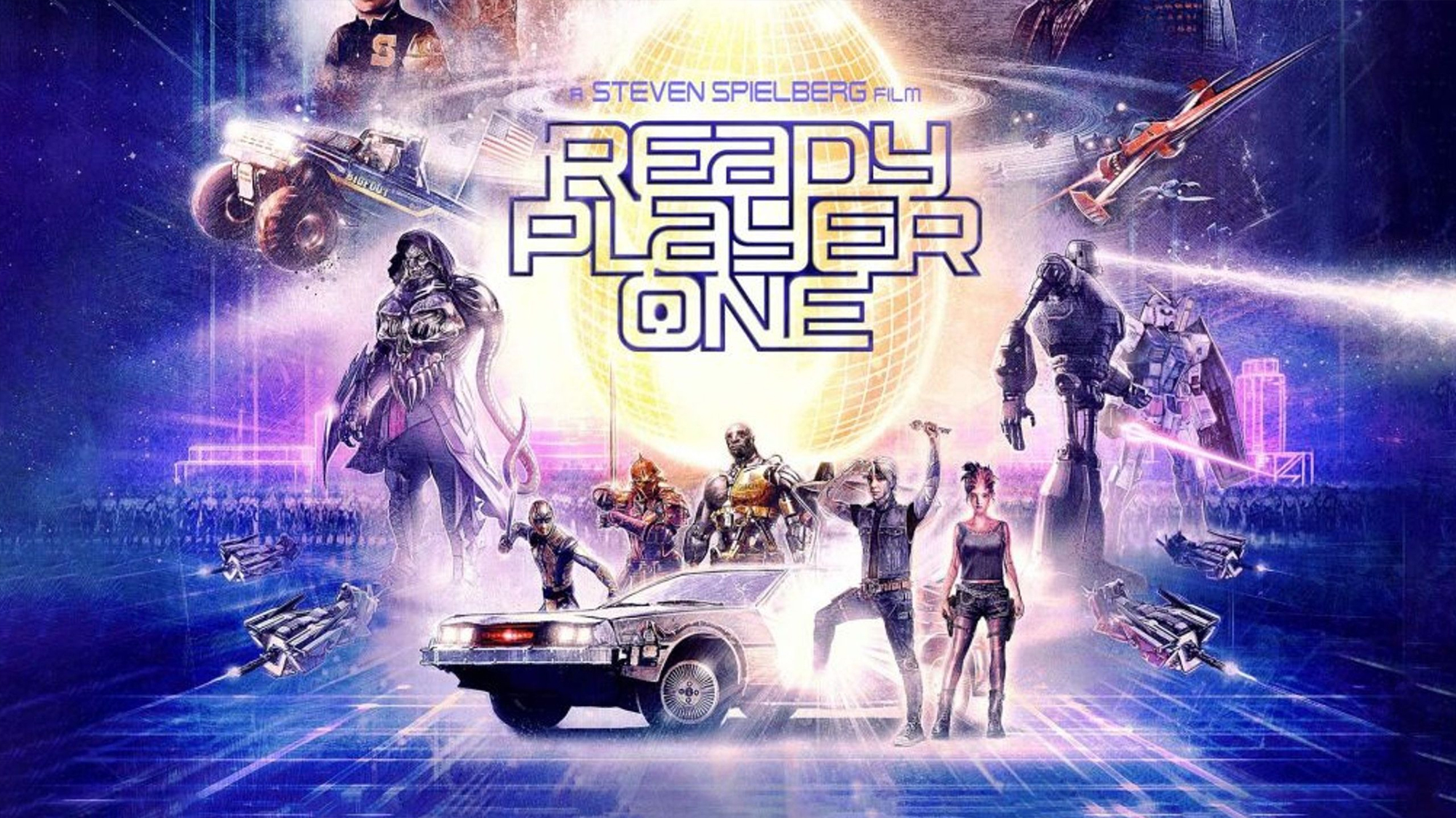 Ready Player One als Alternative zu Alita: Battle Angel