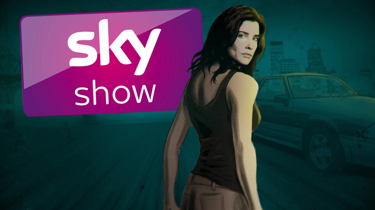 Sky Show Serien und Filme im Mai Stumptown