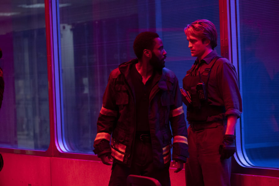 John David Washington und Robert Pattinson in Tenet