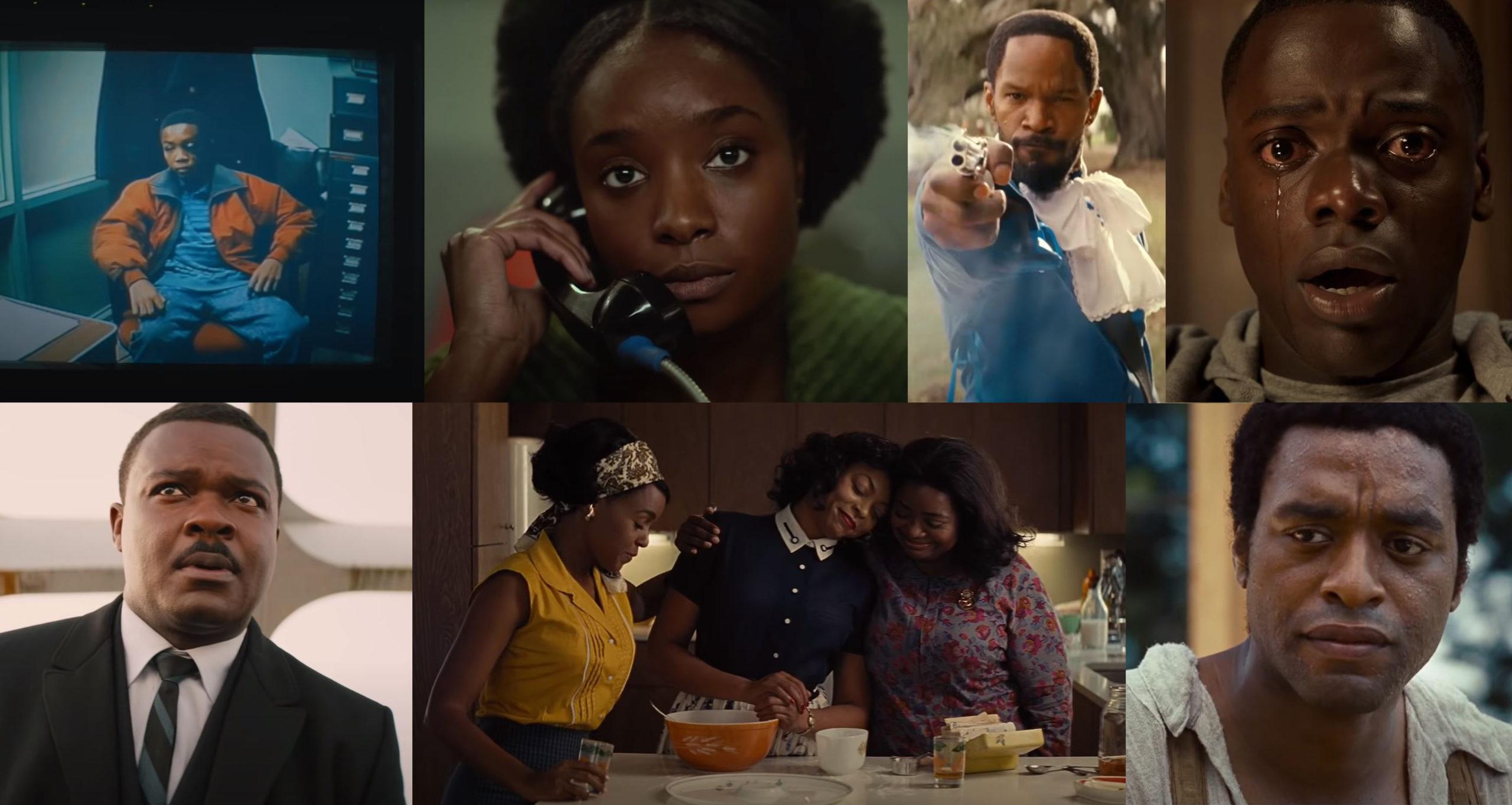 Filme über Rassismus