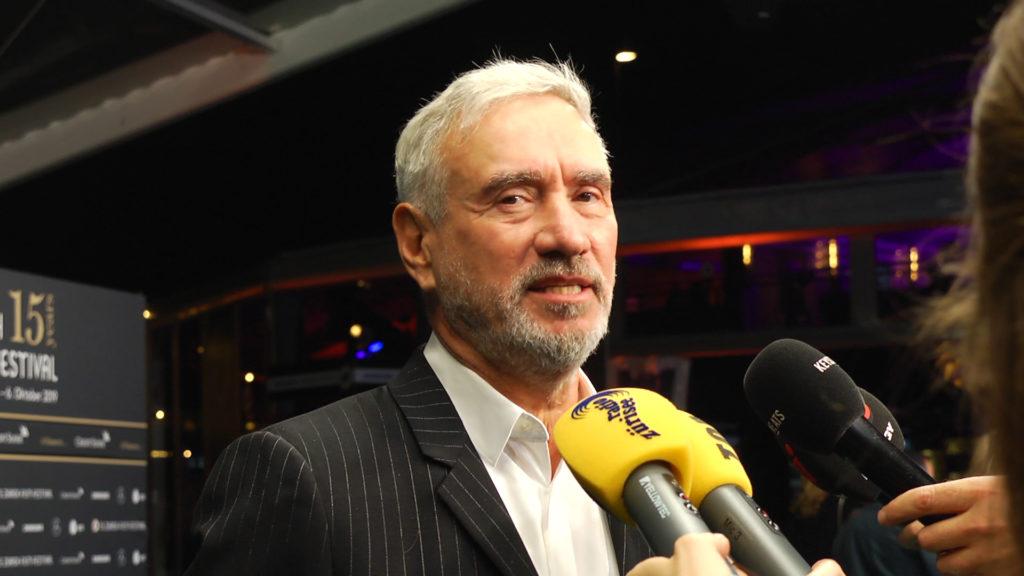Roland Emmerich am ZFF