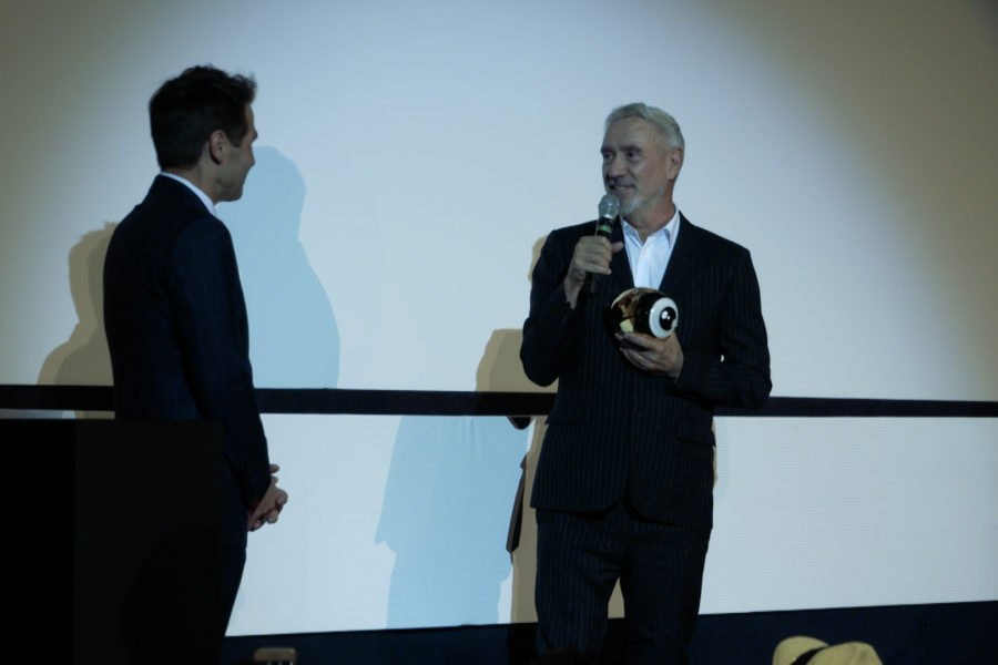 Roland Emmerich erhält den A Tribute to Award