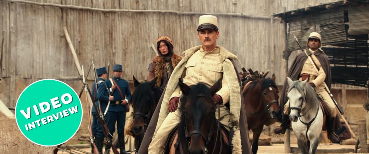 Mark Rylance in Waiting for the Barbarians