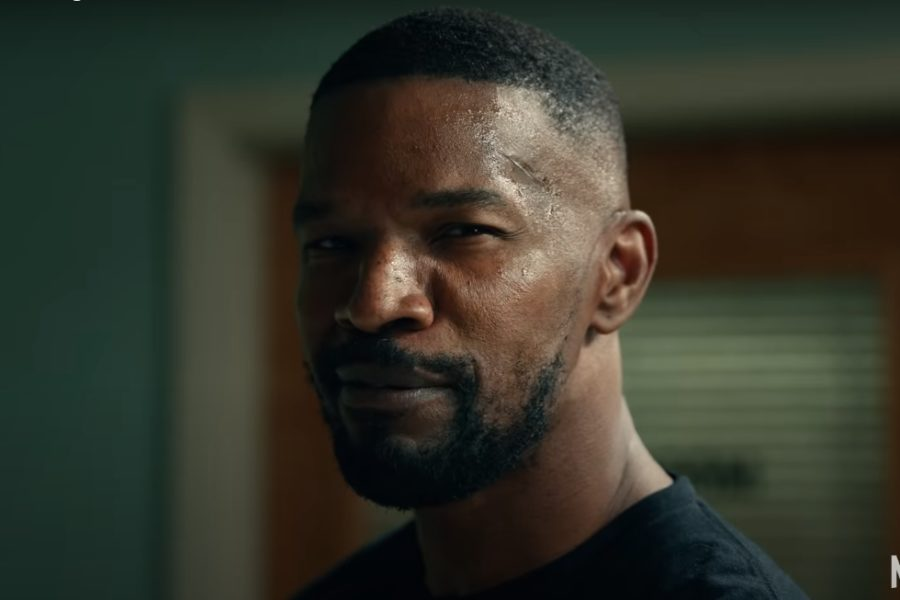 Jamie Foxx als Art in Project Power