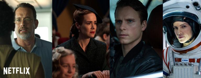 Tom Hanks und Hillary Swank neu auf Netflix im September 2020