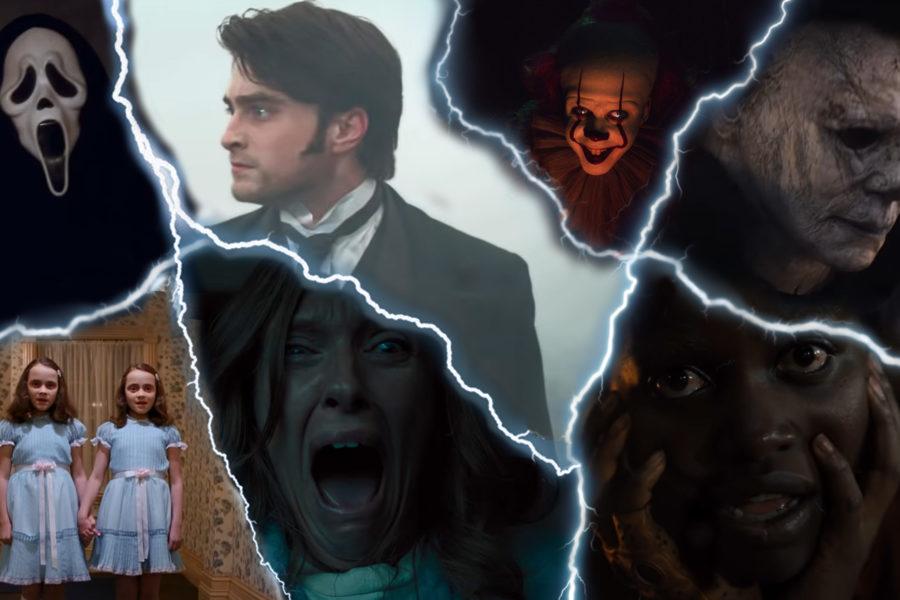 Daniel Radcliffe, Alexander Skarsgård und Toni Collette aus die besten Horrorfilme