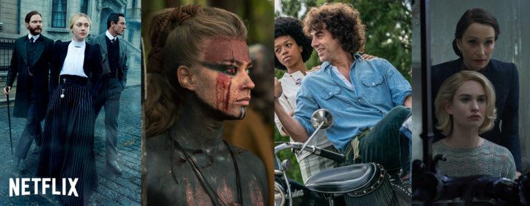 Daniel Brühl und Sacha Baron Cohen neu auf Netflix im Oktober 2020