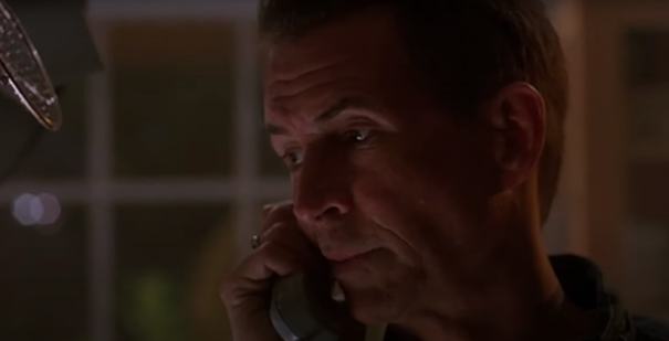 Anthony Perkins aus Psycho 4