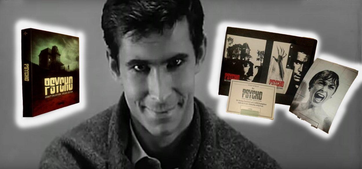 Anthony Perkins aus Psycho