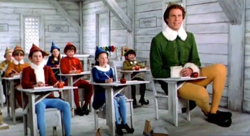 Will Ferrell als Buddy - Der Weihnachtself