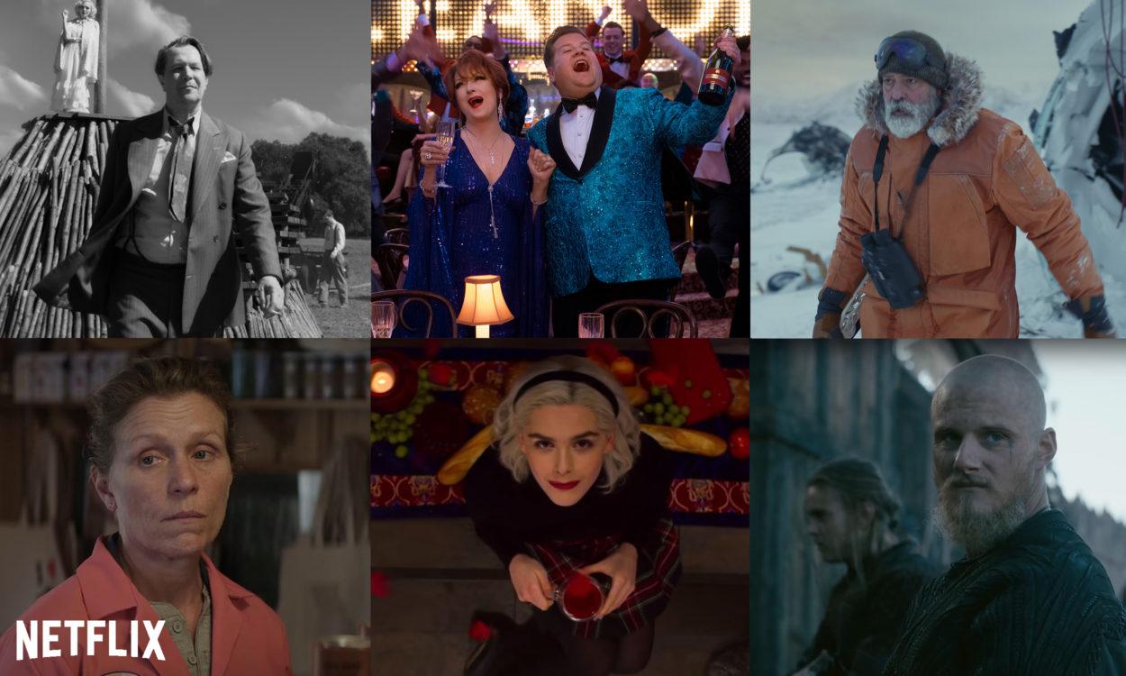 George Clooney Meryl Streep und Gary Oldman neu auf Netflix im Dezember 2020