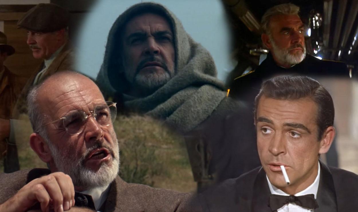 Sean Connerys beste Filme.