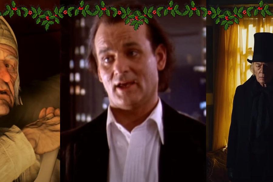 Bill Murray und Jim Carrey aus Eine Weihnachtsgeschichte