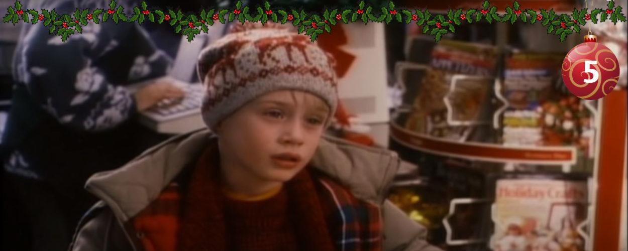 Macaulay Culkin aus Kevin - Allein zu Haus