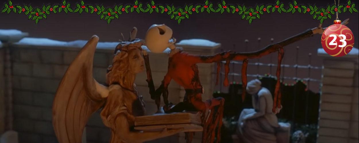 Jack Skellington aus Nightmare before Christmas von Tim Burton