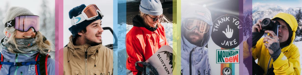 Die Snowboarder von One World