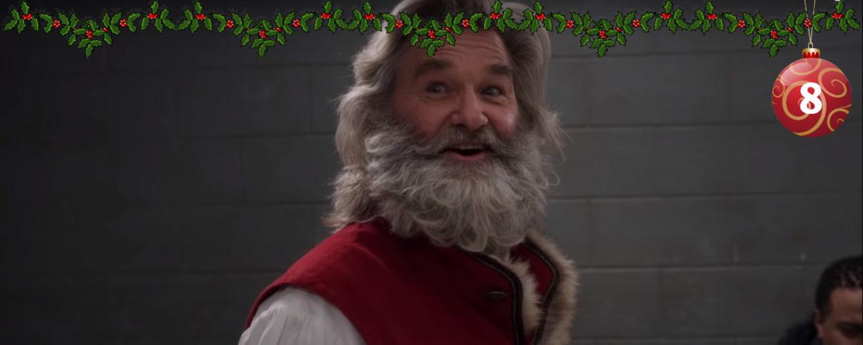 Kurt Russell The Christmas Chronicles