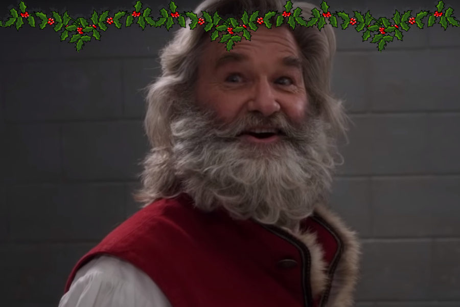 Kurt Russell The Christmas Chronicles