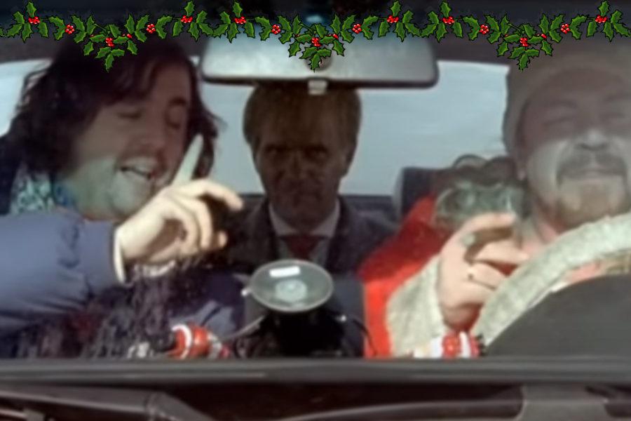Zwei Weihnachtsmänner Deutsche Komödie