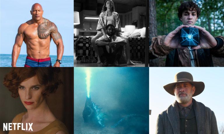 Tom Hanks Dwayne Johnson und Zendaya Neu auf Netflix im Februar 2021