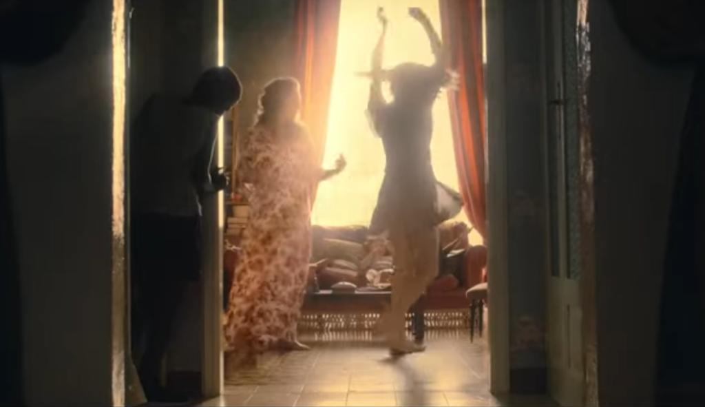 Madame Rosa tanzt
