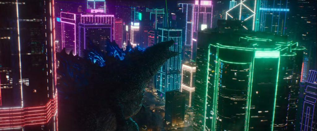 Godzilla aus Godzilla vs. Kong