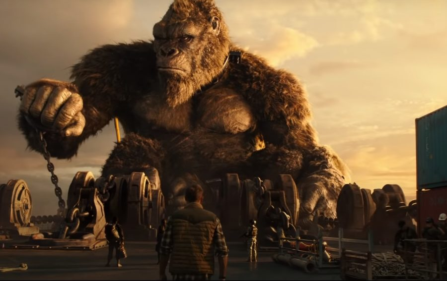 King Kong aus Godzilla vs Kong