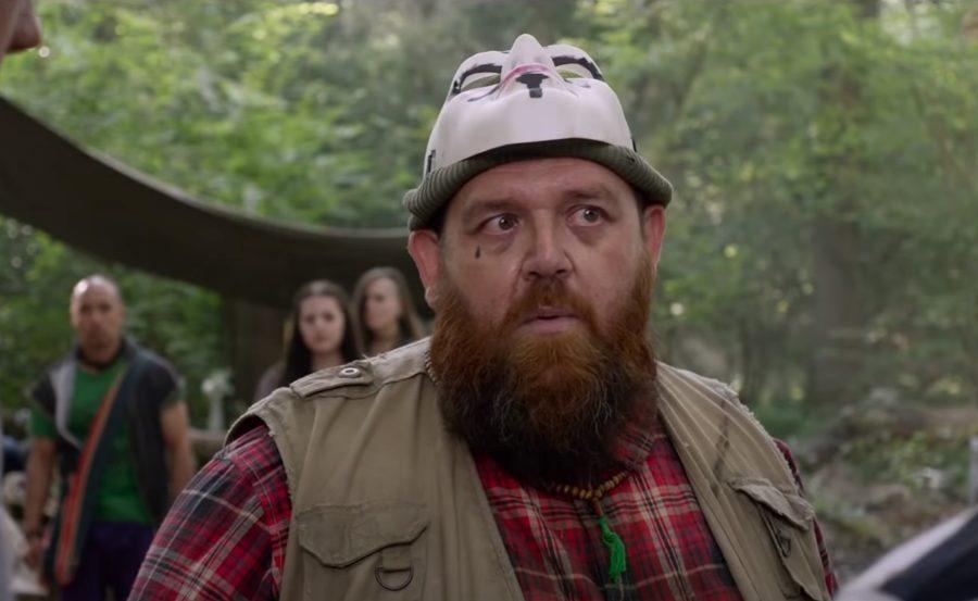 Nick Frost in Slaughterhouse Rulez