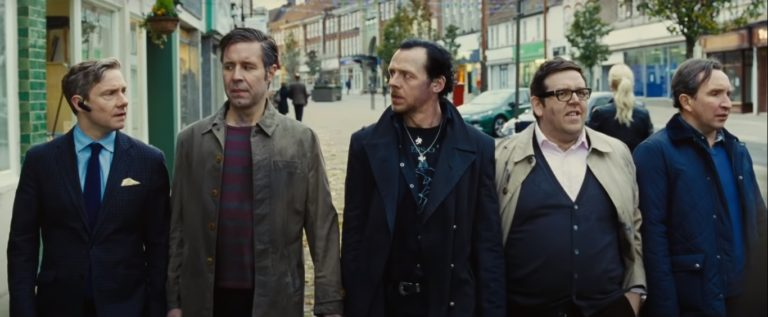 Simon Pegg und Nick Frost in The World's End