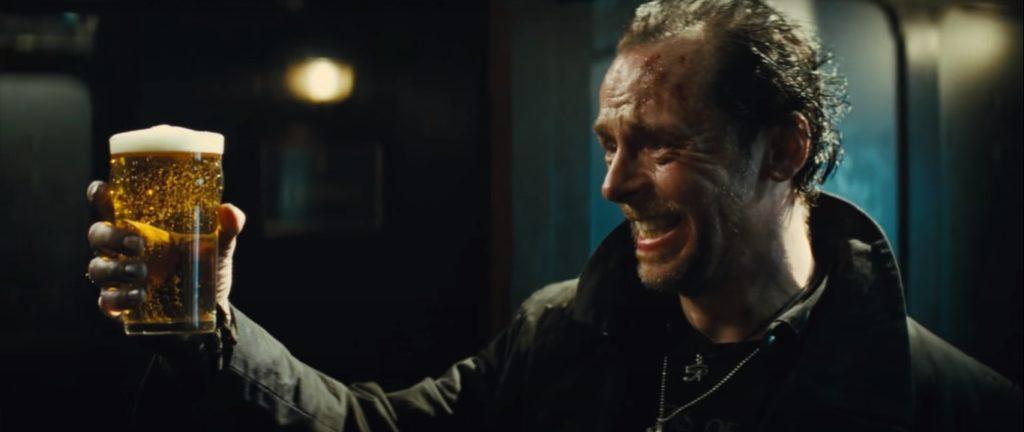 Simon Pegg in The World's End / Cornetto-Trilogie