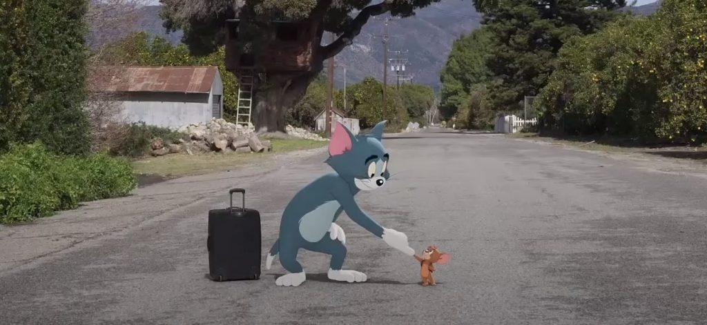 Tom und Jerry Verfilmung 2021