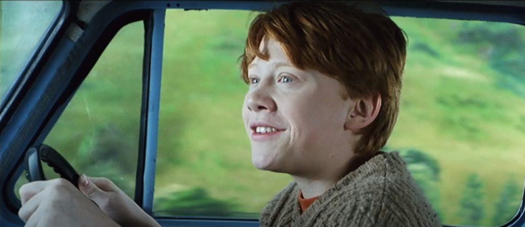 Ron aus Harry Potter