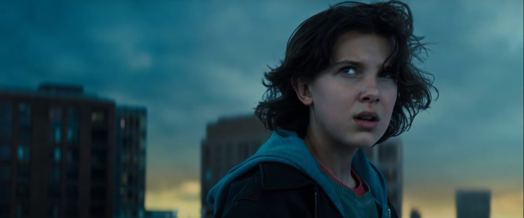 Milly Bobby Brown in Godzilla 2: King of the Monsters